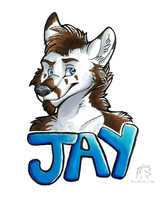 Jay Badge by WindWo1f