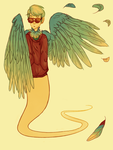 parrot dave by smokecloud2743