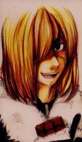 Sketchy Mello by Razuri-the-Sleepless