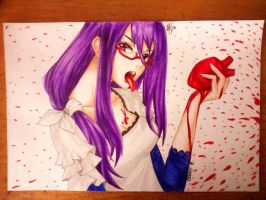 Rize Kamishiro by Donny00R