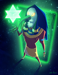 Thoth the Atlantean by EileensNightmares