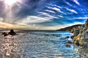 Shores of Birchy Cove HDR by Witch-Dr-Tim