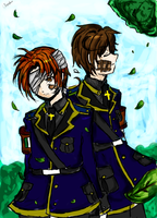 APH- Italy Brothers by kyou-higurashi