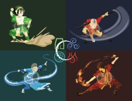 Avatar: The Last Airbender by mynameisepidemic