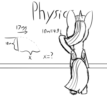 [ATG-Day XXVII] Physics! YEAH! by Kachu-AppleKiwi
