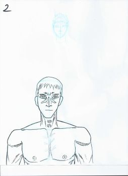 anatomy sketches by harry1297