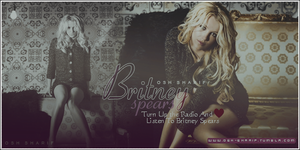 Listen To Britney Spears by Osh-Sharif