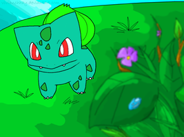 Bulbasaur by vivianchhay