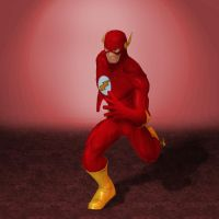 DC Universe Online The Flash by ArmachamCorp