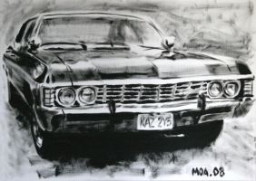 45-minute-Impala by ihni