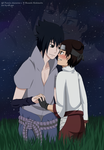 Naruto Request: SasuxTen by HyperVon
