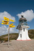 Cape Reinga Lighthouse by anjules