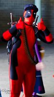 Deadpool by Indefinitefotography