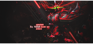 Red Warrior Tag by GreenMotion