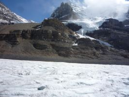 Athabasca Glacier 33 by raindroppe