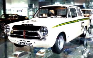 Lotus Cortina by toyonda