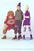 Team 10 by LordSarito