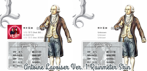 + Antoine Lavoisier Rainmeter Ver. 1 + by SerketStalker