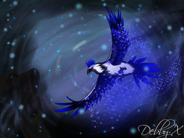 Eagle Fly Free by Debby-X