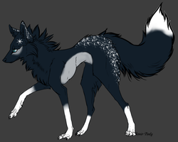 adoptable canine (open) by selftaughtartist1