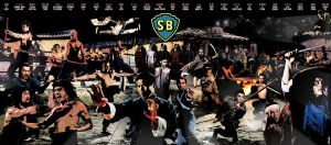 Shaw Brothers Kung-Fu tribute by drelium