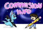 Commission Info by KASAnimation