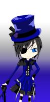 Ciel Phantomhive by EmiMagick