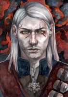 The Witcher by Siela-SB