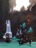 Borderlands 2 Hayters Folly by redelice