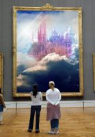 That's MY Castle on a Cloud by iCandiie