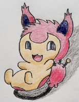 Request - Skitty by KJB-Believer-2014