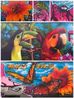 COLORZ OF NATURE -DETAILS by dugazm