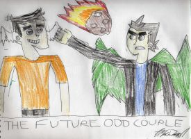 ENTRoPY: The Future Odd Couple by Andrew-Canada2010