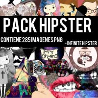 Pack Hipster C: by InfiniteHipster