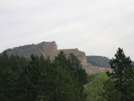 Crazy Horse by MarksA-C