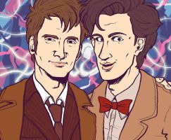 Ten And Eleven by stehfuhknee