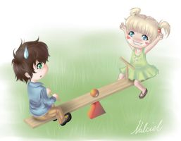 See-Saw by Nalciel