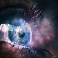 The eyes of  Gaia by C4rc455