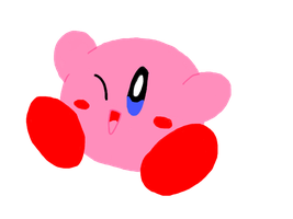 It's Kirby by Gamerdragon07