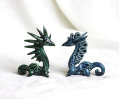 Tiny dragons - 4 by vavaleff