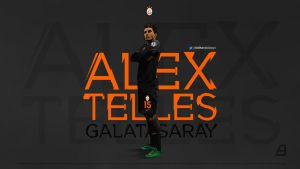 Alex Telles by drifter765