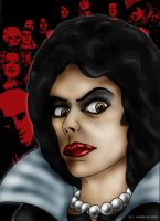 Rocky Horror Picture Show by AlienHeadBoy