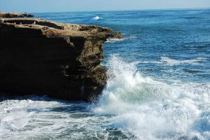 Sunset Cliffs 2 by Megnificant-Stock