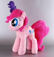 Pinkie Pie Plushie by Eveningarwen