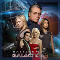 BSG Poster by PZNS