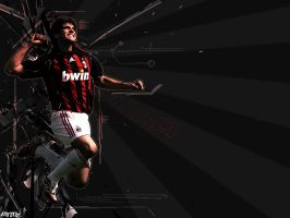 kaka wallpaper by mttbtt87