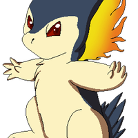 .:SS:. Typhlosion by CollectionOfWhiskers