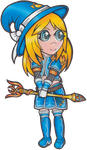 League of Legends - Lux, the Lady of Luminosity by heatbish