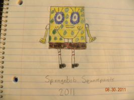 Spongebob Squarepants by Bowser14456