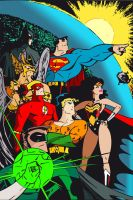 JLA by SpikeHDI